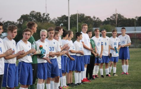 Seniors' last win