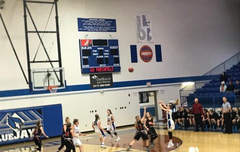Lady Jays Ball Out