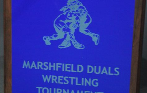 A win at Marshfield Duals leads to districts and State