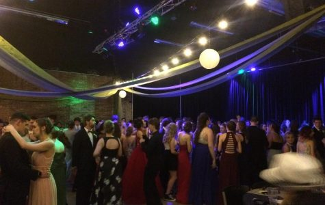 Dancing The Night Away At The Old Glass Place