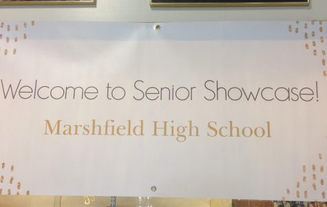 Showcasing Senior Project