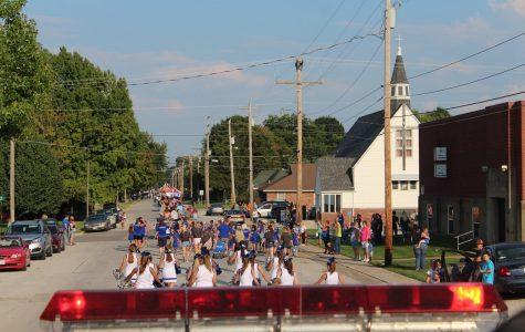 Homecoming Parade!