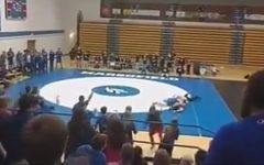 First Wrestling Meet