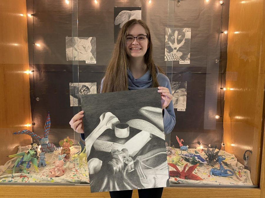 Student work to be shown in Branson attraction